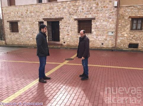 La Diputación invierte más de 100.000 euros en pueblos de la comarca