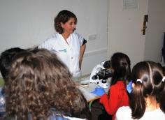 Profesionales del Hospital contribuyen a difundir la cultura científica colaborando con el ciclo de la UNED 'Los jueves de la Ciencia'
