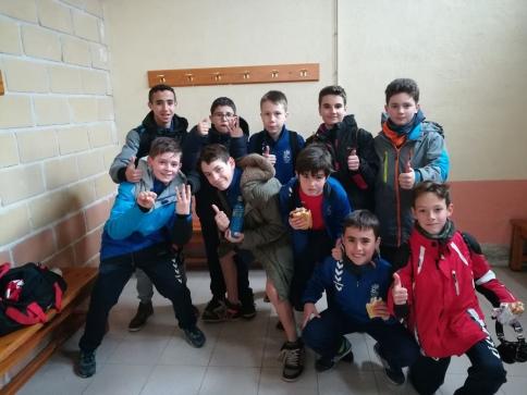 Crónica de la última jornada deportiva en Molina de Aragón
