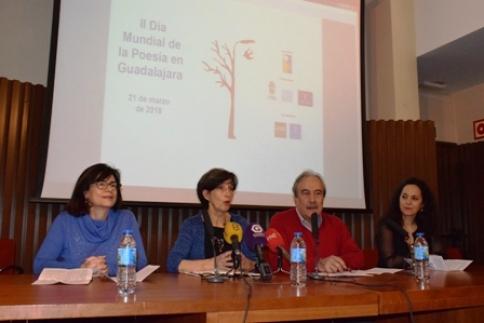 Guadalajara vuelve a sacar la poesía a las calles por el Día Mundial con 40 actividades