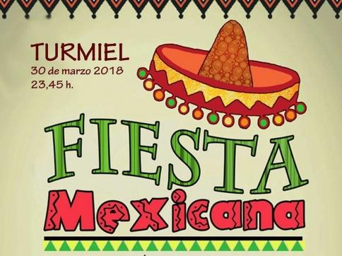 Fiesta Mexicana en Turmiel