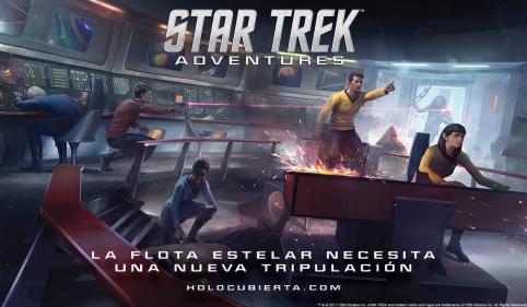 Una editorial de la provincia publicará el primer juego de rol de 'Star Trek' en castellano
