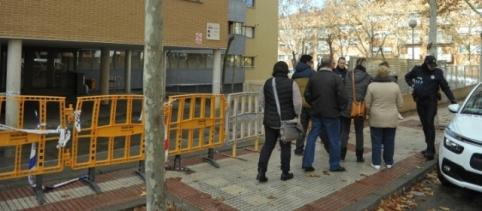 El informe del edificio desalojado en Guadalajara estará