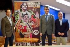 Ventura y Perera, duelo de figuras en Guadalajara