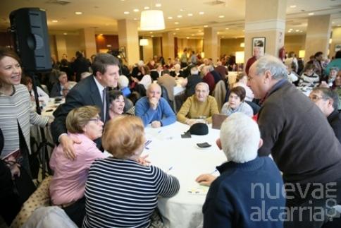 Page reclama unidad política en torno a un acuerdo nacional para garantizar el presente y futuro de las pensiones
