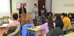Los talleres contra la violencia de género llegan a Guadalajara