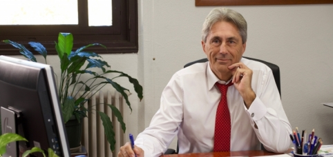 El nuevo rector de la Universidad de Alcalá toma posesión este viernes