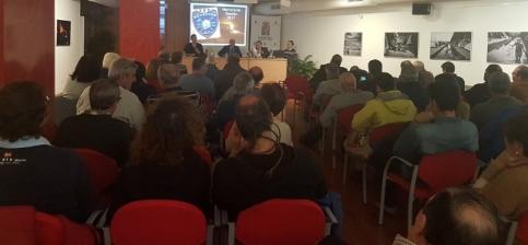 El Consorcio de Bomberos reúne a la asamblea de representantes para informar de las actividades de 2017