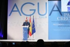 """Martínez Guijarro: """"Mientras el agua del trasvase sea más barata que la de las desaladoras se seguirá esquilmando el Tajo"""""""