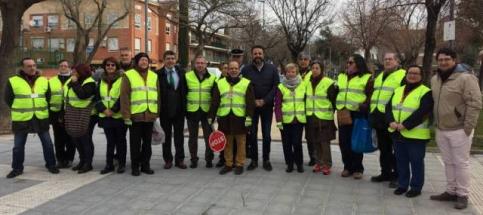 El Ayuntamiento pone en marcha 'Caminos escolares seguros' con el programa 'Garantía +55'