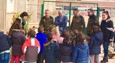 Molina de Aragón se suma a las actividades promovidas por el Gobierno regional con motivo del Día Forestal Mundial