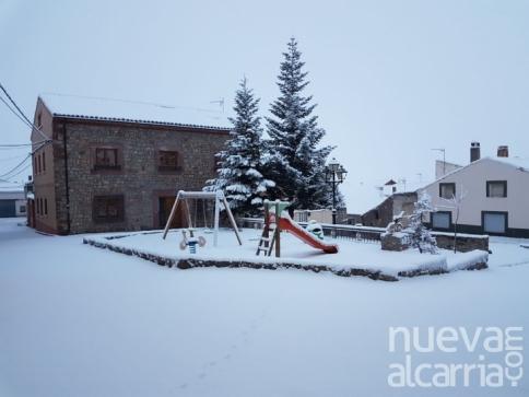 Alerta en Guadalajara el sábado por nevadas y viento