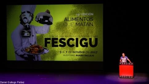 El Fescigu de 2018 girará en torno al reparto y el negocio alrededor del agua con el lema 'Agua, el oro azul'