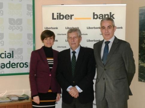 Agricultores y ganaderos de Guadalajara podrán beneficiarse del acuerdo entre APAG y Liberbank al tramitar su PAC