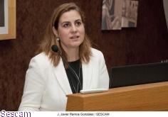 Gema Arriola, nueva jefa de estudios de Formación Sanitaria Especializada Hospitalaria