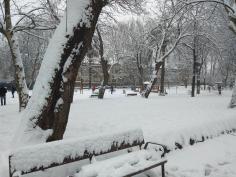 Guadalajara, aviso amarillo por nevadas este miércoles