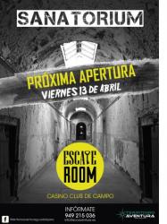 Este viernes abre las puertas Sanatorium, primer Escape Room de Guadalajara