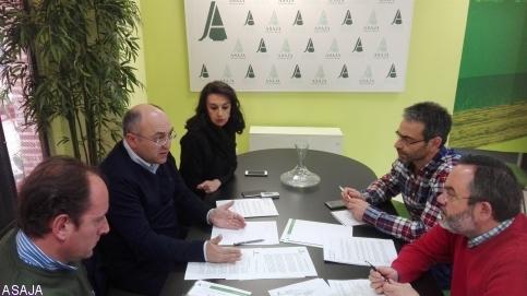 Asaja Castilla-La Mancha solicita a la Junta la ampliación del plazo de solicitudes de las ayudas de la PAC