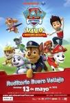 La productora de 'La Patrulla Canina en vivo' cancela la función en el Buero Vallejo