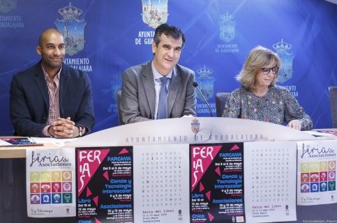 Cinco Ferias Temáticas llenarán el casco antiguo de Guadalajara durante el mes de mayo