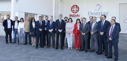 El Gobierno de Castilla-La Mancha ha impulsado inversiones por valor de 216 millones de euros a través de la línea de incentivos regionales