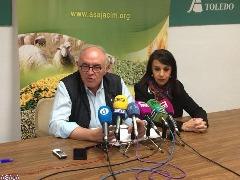 Asaja amenaza con ir a la justicia por la plaga de conejos y preparará una denuncia conjunta que elevará a la UE