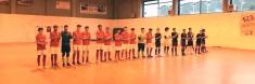 El cadete de FS Pozo de Guadalajara, acaricia el subcampeonato