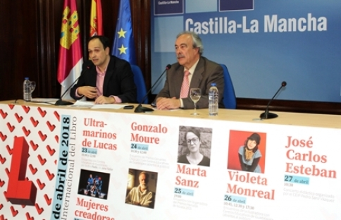 Los clubes de lectura y las mujeres creadoras, protagonistas del acto central del Día del Libro en la Biblioteca pública de Guadalajara