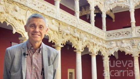 Javier Solano desgrana la meteórica trayectoria de  'Juan Guas, arquitecto'