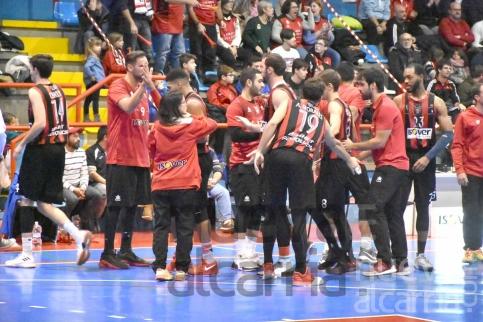 El Isover Azuqueca juega este sábado en Almansa el 'partido del año'