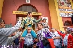 Ventura y Perera, unidos en la Puerta Grande