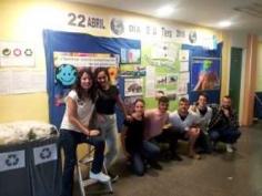 El Centro de Salud Guadalajara-Sur informa sobre la contaminación de plásticos