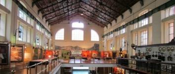Page visita este lunes la nueva subestación eléctrica y el museo del enclave guadalajareño del Salto de Bolarque