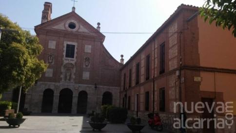 Llegan a Guadalajara los primeros hermanos de la Cruz Blanca para ocupar el edificio de los franciscanos
