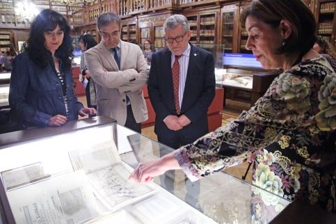 C-LM recuperará ayudas para que ayuntamientos renueven los equipamientos de las bibliotecas y fomenten la lectura
