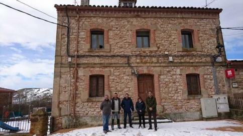 La Diputación acondiciona un edificio municipal en Mazarete
