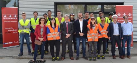 El Gobierno regional ayuda a los jóvenes a insertarse en el mercado laboral con 'Iniciativa Puente'