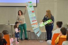 La comunidad educativa y el Ayuntamiento reivindican el papel del libro