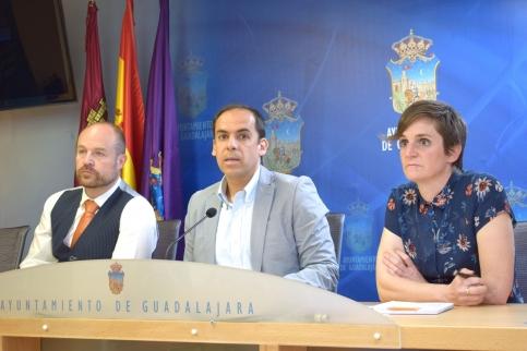 La oposición lleva al pleno la propuesta para que el Maratón de los Cuentos sea declarado de Interés Turístico Regional