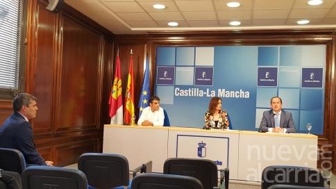 El Gobierno regional destaca el potencial de Farcama Primavera para generar negocio y atraer visitantes a Guadalajara