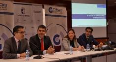 Empresarios alcarreños se interesan por la fiscalidad internacional