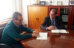 Los agrónomos de Guadalajara ofrecen su colaboración a la Dirección Provincial de Agricultura