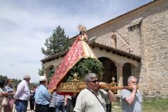 Tamajón vuelve a celebrar la Romería a la Ermita de la Virgen de los Enebrales