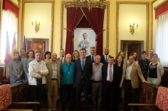 El Ayuntamiento de Guadalajara distingue a los trabajadores municipales jubilados en 2017