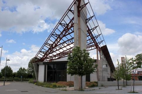 Yebes legaliza las obras realizadas por el Obispado de Sigüenza en el Centro Parroquial de Valdeluz