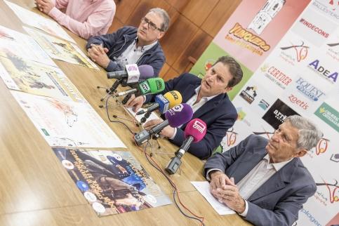 Ecualtur 2018 contará con el II Concurso Nacional de Doma Vaquera y con un morfológico de galgos