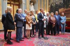 Riansares Serrano pide a Rajoy medidas concretas y presupuesto para frenar la despoblación