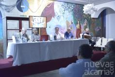 Luis Miguel Díaz presentó 'El ingenioso Quijote de nuestro siglo, don Quejote Coné'