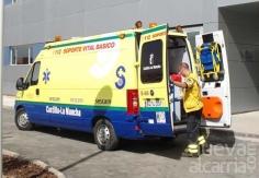 Más de 20 heridos, dos de ellos graves, tras la colisión de un autobús con un camión en la A-4 en Madridejos (Toledo)