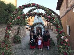 Sigüenza recibirá el verano con la fiesta de los Arcos de San Juan